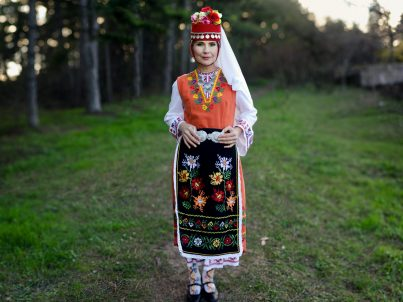 FOLK DRESS BULGARIAN
